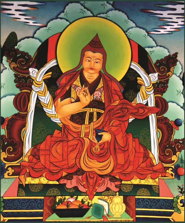 8th Ogyen Do-ngag Chos-kyi Nyima